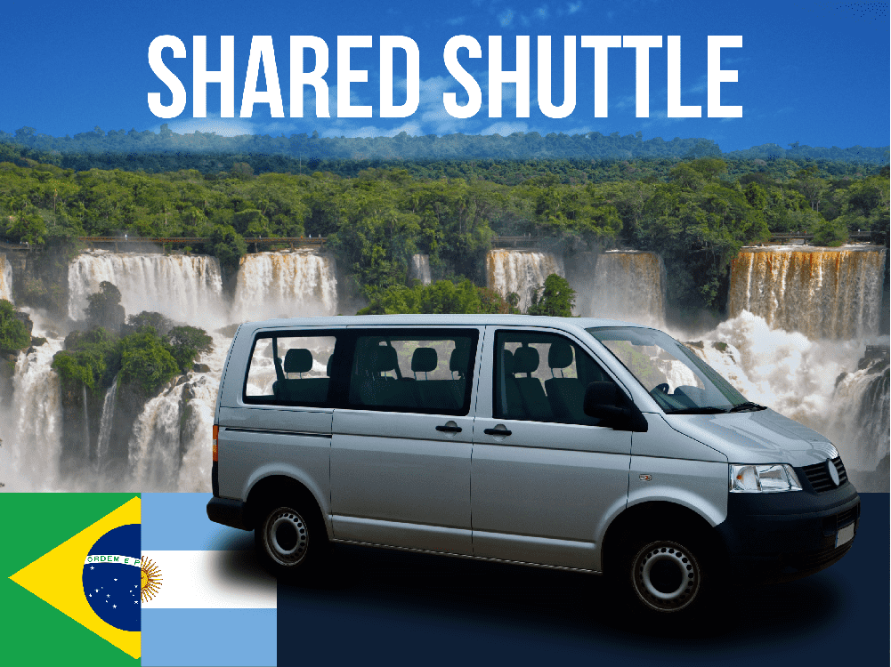 Shuttle between Brazil and Argentina
