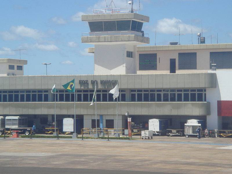 Foz do Iguacu IGU Airport