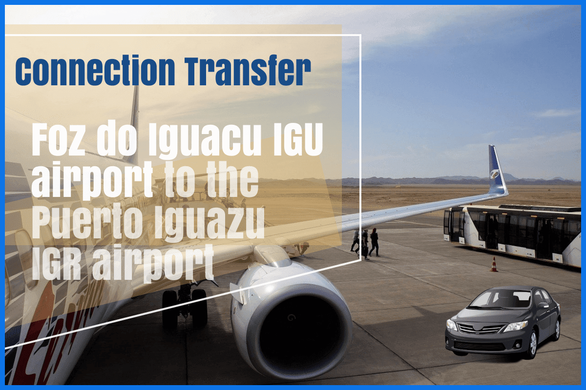 transport from the IGU airport to the IGR airport