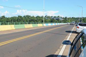 Argentina Brazil border